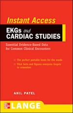 LANGE Instant Access EKGs and Cardiac Studies (Lange Instant Access)
