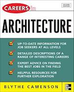 Careers in Architecture (McGraw Hill Professional Careers Paperback)