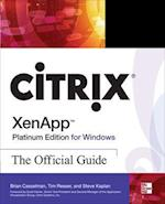 Citrix XenApp Platinum Edition for Windows