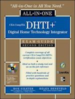 Cea-Comptia Dhti+ Digital Home Technology Integrator All-In-One Exam Guide, Second Edition [With CDROM] (All-In-One)