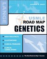 USMLE Road Map: Genetics (Lange USMLE Road Maps)