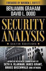 Security Analysis: Sixth Edition, Foreword by Warren Buffett (Professional Finance Investment)