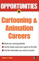 Opportunities in Cartooning & Animation Careers