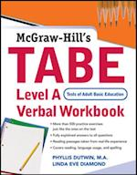 TABE Level A Verbal Workbook