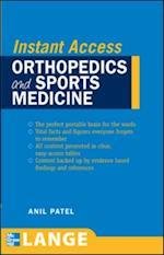 LANGE Instant Access Orthopedics and Sports Medicine (Lange Instant Access)