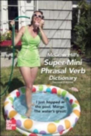 McGraw-Hill's Super-Mini Phrasal Verb Dicitonary af Richard A Spears
