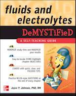 Fluids and Electrolytes Demystified (Demystified Nursing)