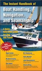 Instant Handbook of Boat Handling, Navigation, and Seamanship