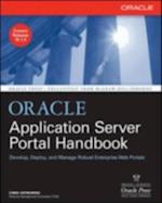 Oracle Application Server Portal Handbook (Oracle Press)