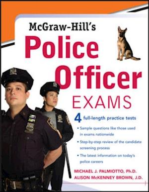 McGraw-Hill's Police Officer Exams af Michael Alison Palmiotto