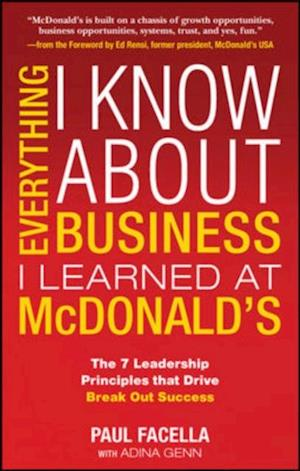 Everything I Know About Business I Learned at McDonalds af Paul Genn