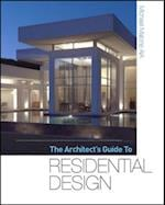 Architect's Guide to Residential Design
