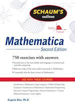 Schaum's Outline of Mathematica, 2ed (Schaum's Outline Series)