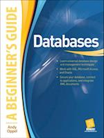 Databases A Beginner's Guide (Beginner's Guide)