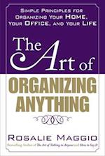 The Art of Organizing Anything