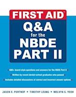 First Aid Q&A for the Nbde Part II (First Aid)