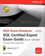 OCA Oracle Database SQL Certified Expert Exam Guide (Exam 1Z0-047) (Oracle Press)
