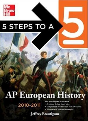 5 Steps to a 5 AP U.S. History 2010-2011 Edition af Stephen Armstrong