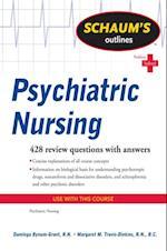 Schaum's Outline of Psychiatric Nursing (Schaum's Outline Series)