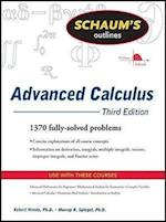 Schaum's Outline of Advanced Calculus (Schaum's Outline Series)