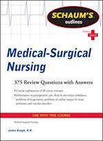 Schaum's Outline of Medical-Surgical Nursing (Schaum's Outline Series)