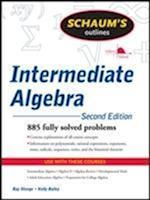 Schaum's Outline Intermediate Algebra (SCHAUM'S OUTLINES)