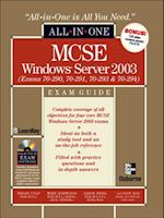 MCSE Windows Server 2003 All-in-One Exam Guide (Exams 70-290, 70-291, 70-293 & 70-294) af Drew Bird