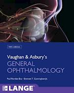 Vaughan & Asbury's General Ophthalmology (Lange Clinical Medicine)