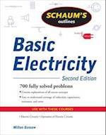 Schaum's Outline of Basic Electricity (Schaum's Outline Series)