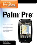 How to Do Everything Palm Pre (How to Do Everything)