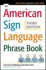 American Sign Language Phrase Book