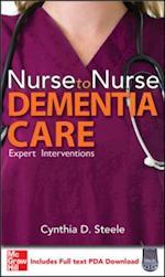 Nurse to Nurse Dementia Care (Nurse to Nurse)