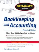 Schaum's Outline of Bookkeeping and Accounting, Fourth Edition (Schaum's Outline Series)