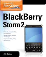 How to Do Everything BlackBerry Storm2 (How to Do Everything)