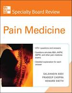 McGraw-Hill Specialty Board Review Pain Medicine (McGraw-Hill Specialty Board Review)