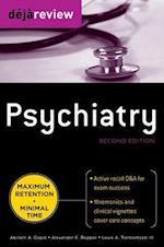 Deja Review Psychiatry (Deja Review)