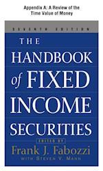 Handbook of Fixed Income Securities, Appendix A