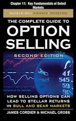 Complete Guide to Option Selling, Second Edition, Chapter 11