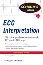 Schaum's Outline of ECG Interpretation (Schaum's Outline Series)