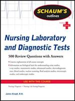 Schaum's Outline of Nursing Laboratory and Diagnostic Tests (Schaum's Outline Series)