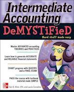 Intermediate Accounting Demystified (Demystified)
