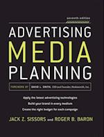Advertising Media Planning, Seventh Edition af Sissors Baron, Roger