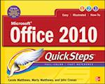Microsoft Office 2010 QuickSteps (Quick steps)