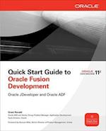 Quick Start Guide to Oracle Fusion Development (Oracle Press)