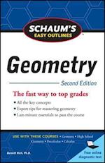 Schaum's Easy Outline of Geometry, Second Edition (Schaum's Easy Outlines)