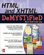 HTML & XHTML Demystified (Demystified)