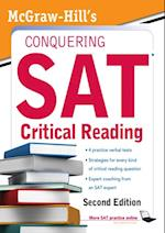 McGraw-Hill's Conquering SAT Critical Reading