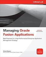 Managing Oracle Fusion Applications (Oracle Press)