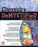 Chemistry Demystified (Demystified)