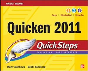 Quicken 2011 QuickSteps af Bobbi Matthews Martin S . Sandberg